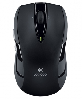 Logitech Wireless Mouse M545 [Black]